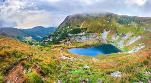 Поход на озеро Неистовое ( Несамовите )
