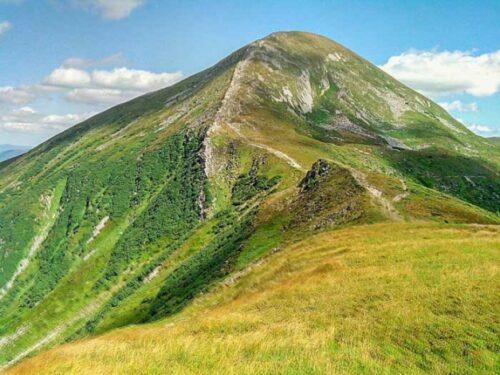 Поход в горы - Говерла Карпаты