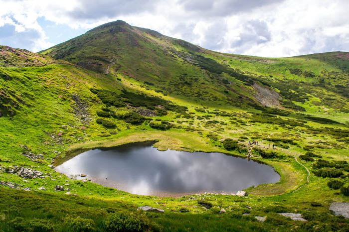 Неистовое озеро