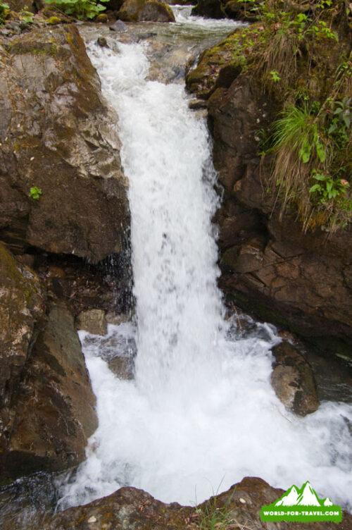 Гуцульские Альпы - Мармарошский массив - гора Поп Иван-12
