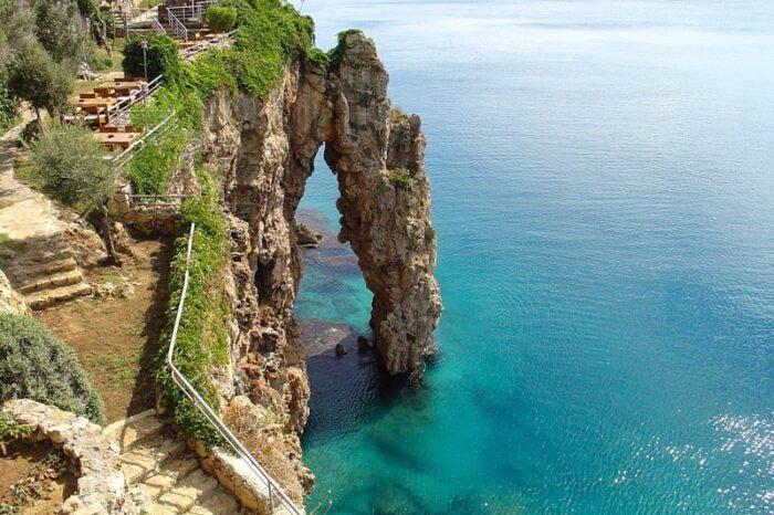 Ликийская тропа - средиземное море