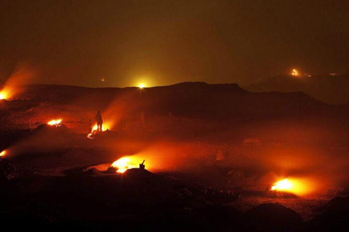 огне химеры