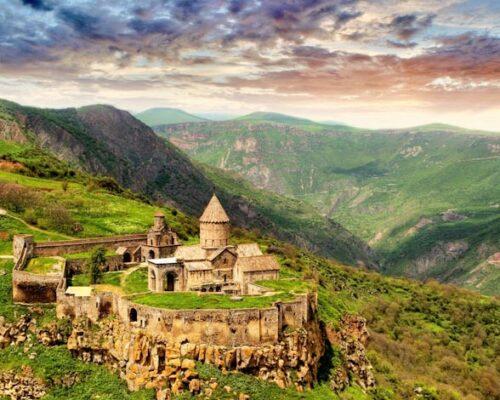 Поход на Казбек (Грузия)