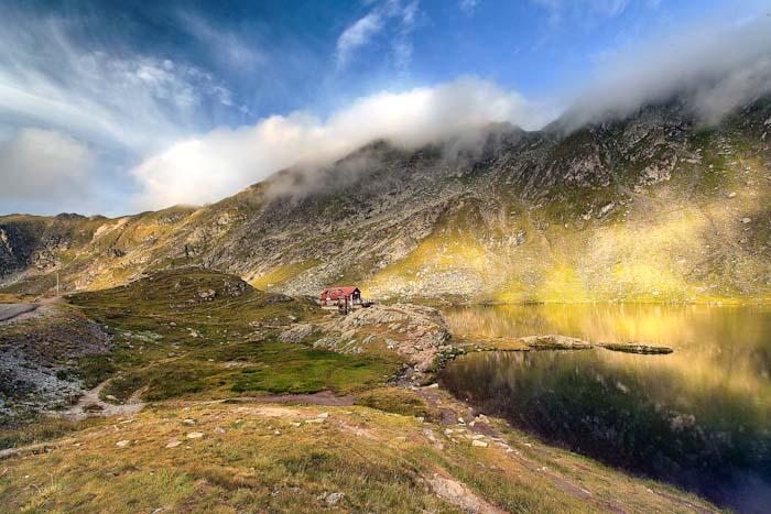 Поход в горы по Южным Карпатам