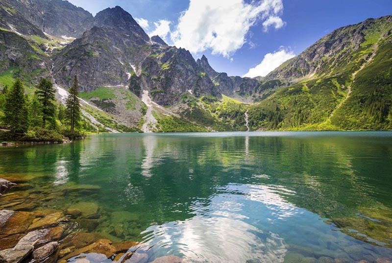 Высокие Татры (Польша)
