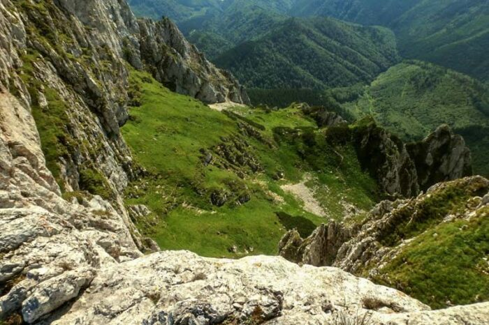 Восхождение на горный массив Пятра Краюлуй