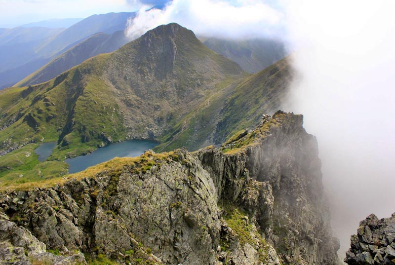 Восхождение на гору Молдовяну и замок Дракулы -Бран