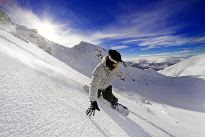 Зимние Карпаты - free ride