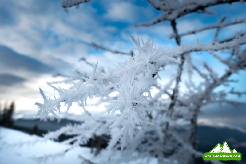 Зимний поход на Кукул