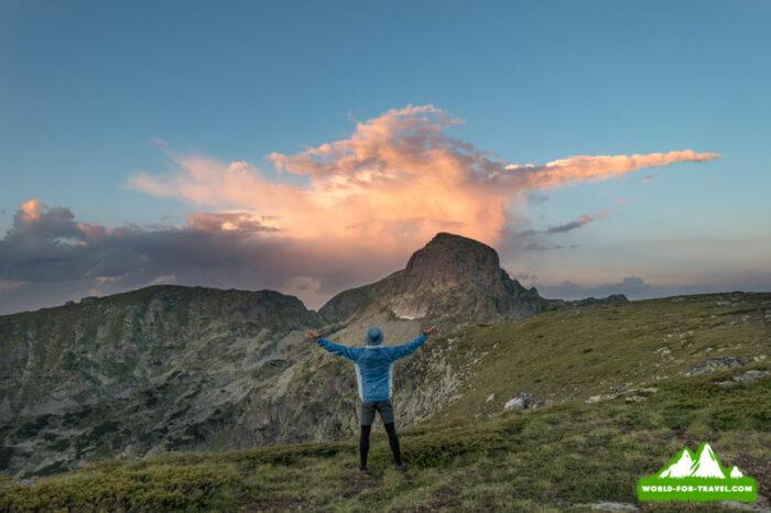 горы Рила Балканы - Bulgaria величие гор