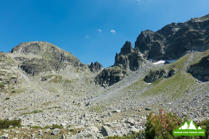поход в гори Болгария