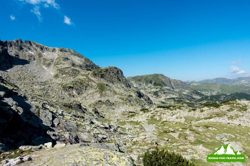 Скалы Болгария - горы Рила и Рыльские озера (Балканы - Bulgaria)