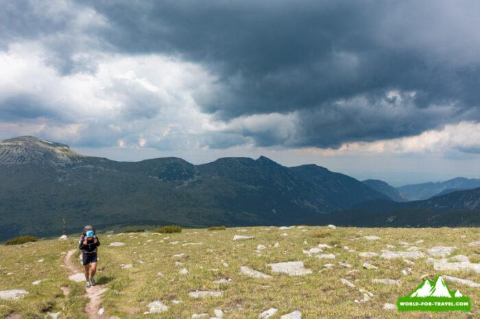 Болгария - горы Рила и Рыльские озера поход в горы