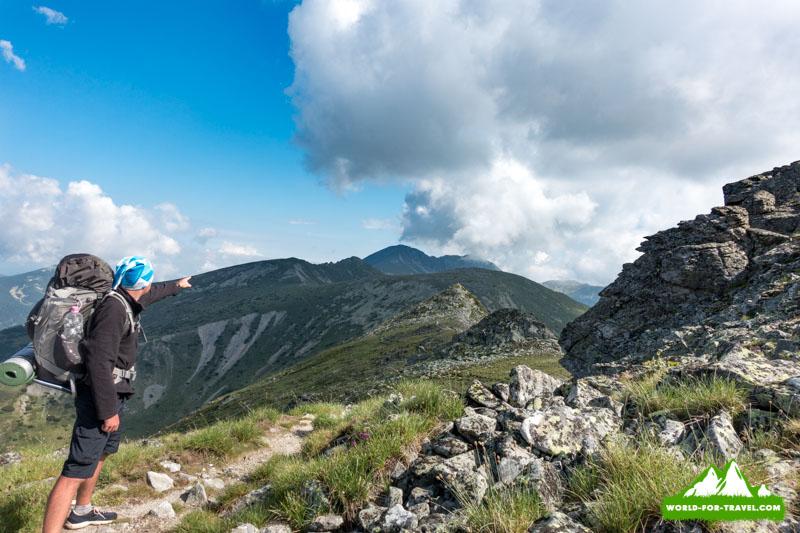 Болгария - горы Рила и Рыльские озера (Балканы - Bulgaria)