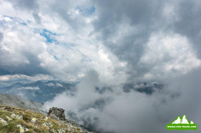 Болгария - горы Рила и Мусала (Балканы - Bulgaria)