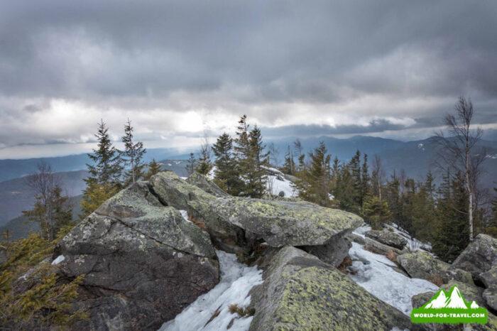 Поход в горы на Горган Яворник и водопад Пробой