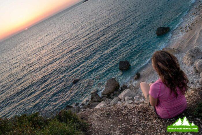 Ликийская тропа (Lycian Way) средиземное море