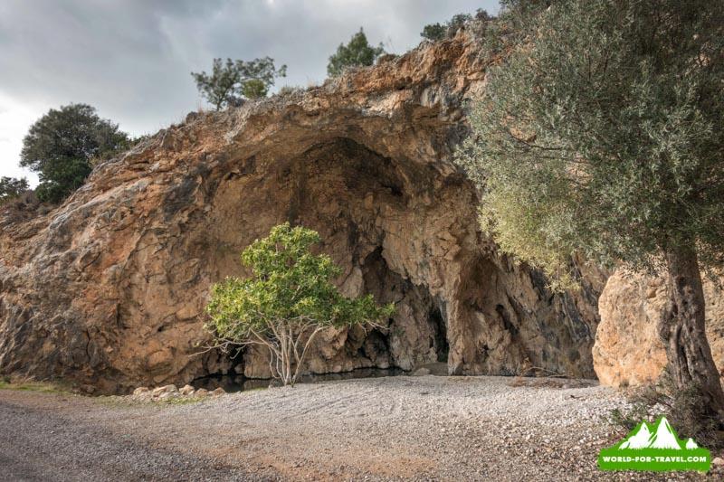 Ликийская тропа (Lycian Way) патара