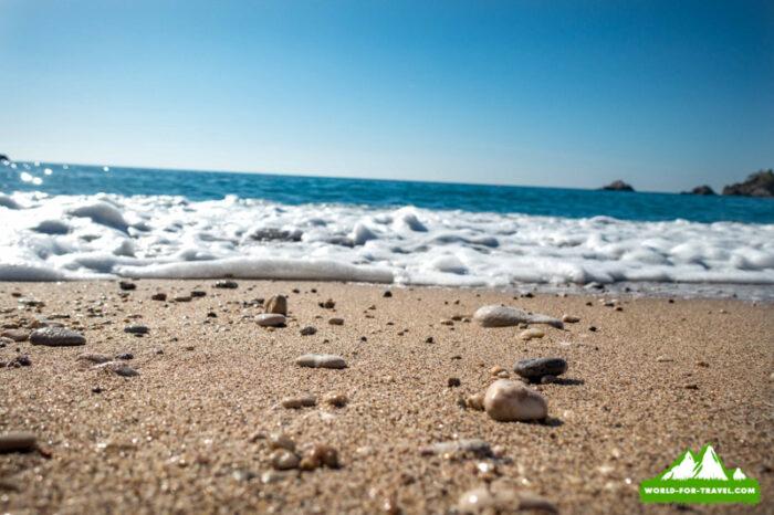 Ликийская тропа (Lycian Way) кабак пляж