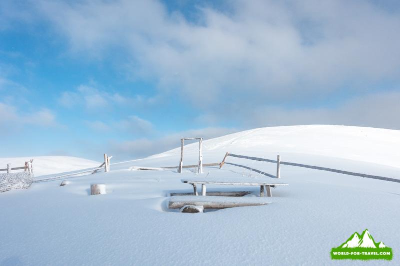 снежная бесконечность