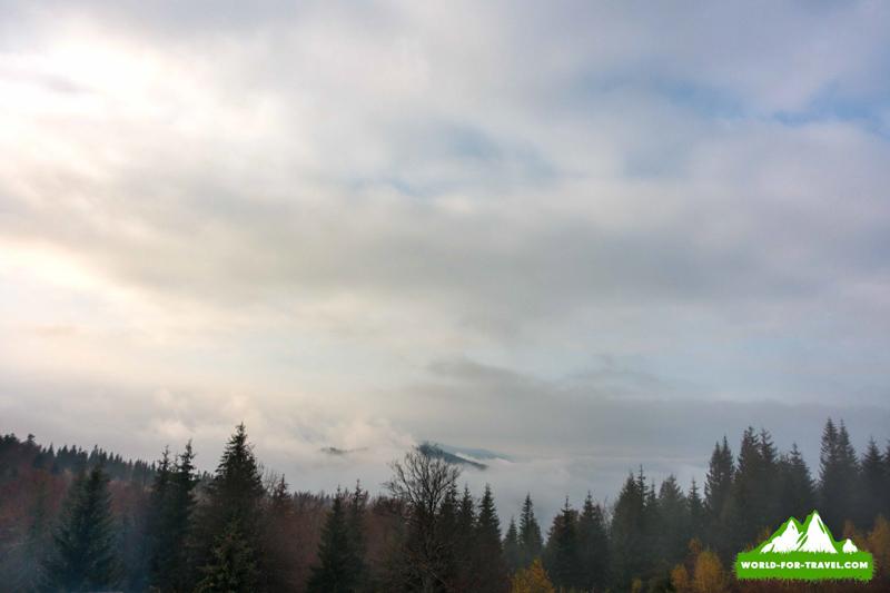 Покутско-Буковинские Карпаты, Малева - Рокета