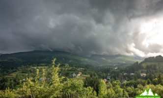 Поход в горы Румунии, Рогдна — Кайлор — Веселое кладбище-05862