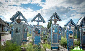 Веселое кладбище, Румыния-06088