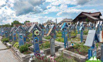 Веселое кладбище, Румыния-06089