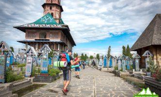 Веселое кладбище, Румыния-06094
