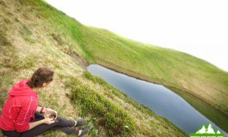 Восхождение на Фаркеу и озеро Виндерел, Румыния-