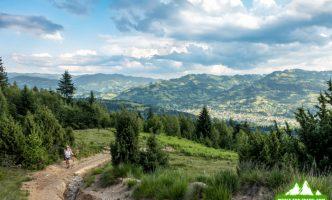 Восхождение на Фаркеу и озеро Виндерел, Румыния-05595