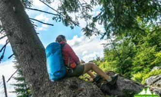 Восхождение на Фаркеу и озеро Виндерел, Румыния-05675