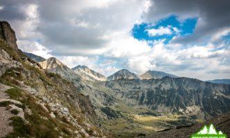Пирин — Болгария, горы Балканы + море