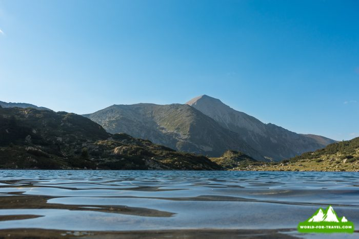 Пирин - Болгария, горы Балканы + море
