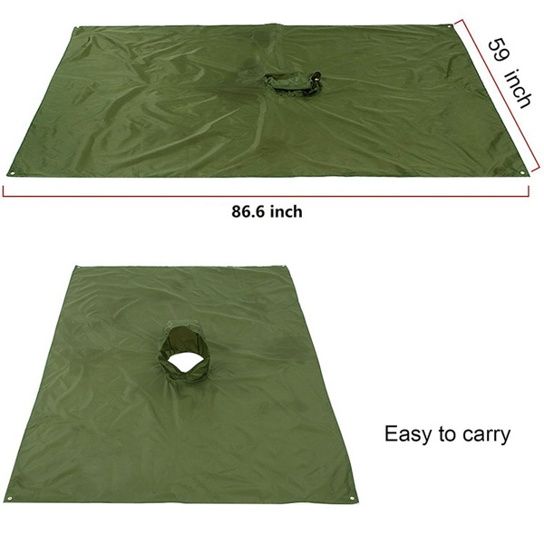Пончо, тент, дно палатки-