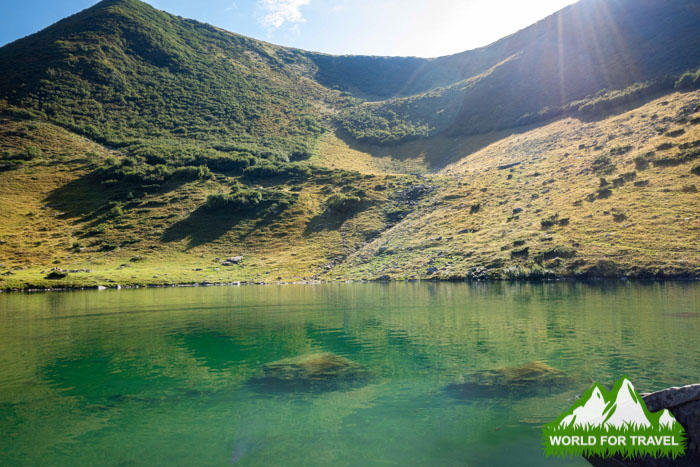 Высокогорные озера Свидовца (Ворожеска)