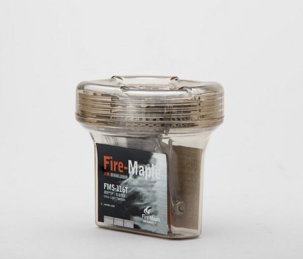 Походная горелка Fire Maple FMS-116T